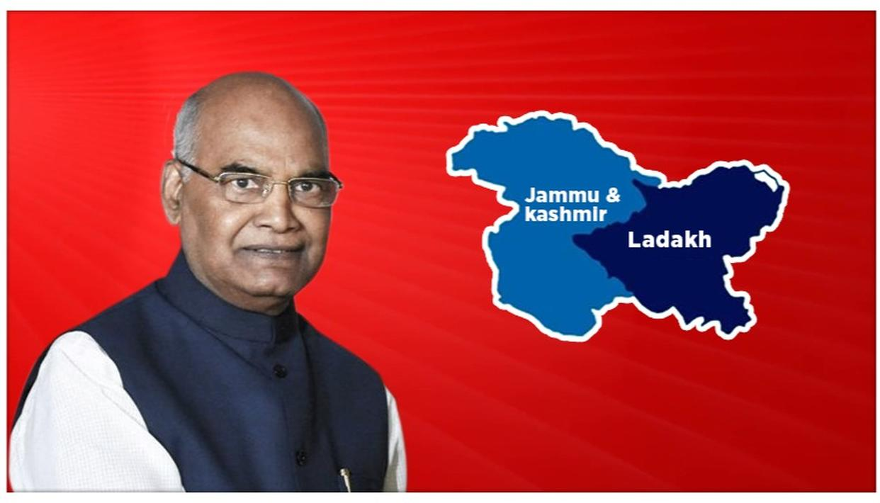 ARTICLE 370 SCRAPPED: PRESIDENT KOVIND GIVES ASSENT TO ABROGATION OF PROVISIONS OF SPECIAL STATUS TO J&K