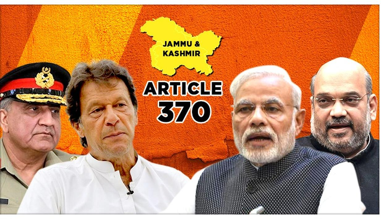 """INDIA HITS BACK AT PAKISTAN, SAYS """"INVOKING ALARMIST VISION OF THE REGION WILL NEVER SUCCEED"""", OVER J&K INTEGRATION"""
