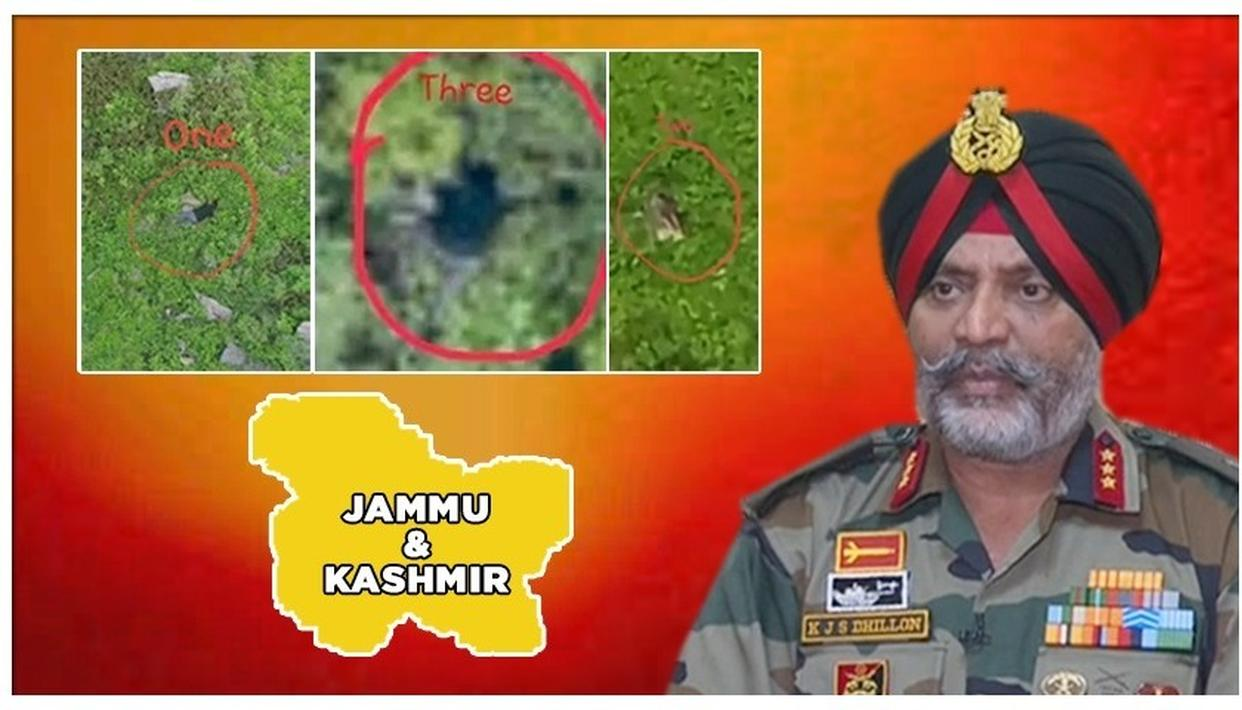 J&K | 'PAKISTAN CONSTANTLY ASSISTING TERRORISTS' INFILTRATIONS, INDIAN ARMY WON'T LET THEM': CHINAR CORPS COMMANDER
