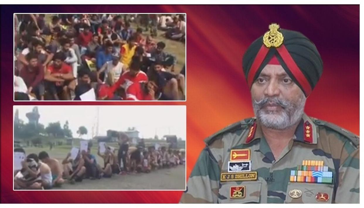 J&K | 'THE FUTURE OF KASHMIRI YOUTH IS BRIGHT,' SAYS LT GEN KJS DHILLON, HERE'S THE CHINAR CORPS COMMANDER'S MESSAGE
