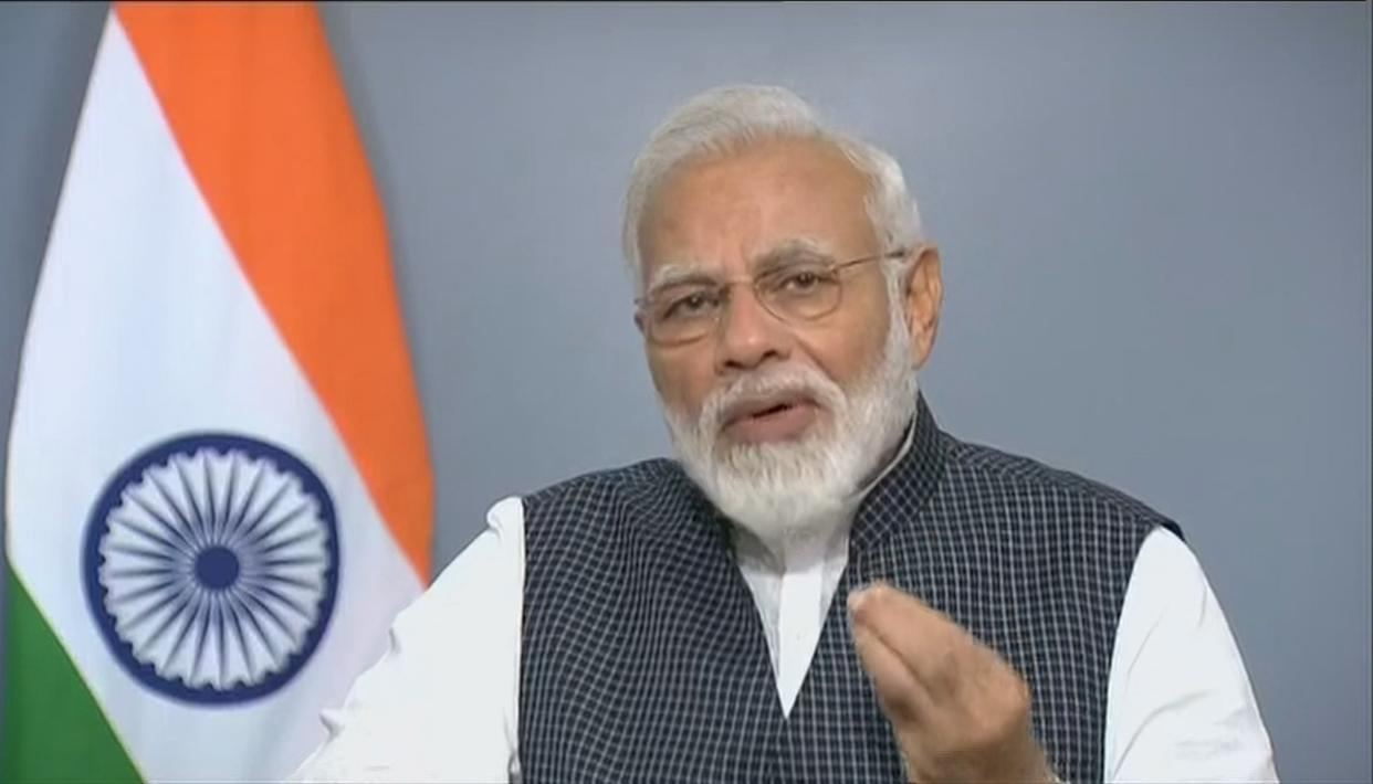 """FULL SPEECH: PM MODI CALLS JAMMU & KASHMIR """"THE CROWN OF INDIA"""", EXPLAINS ALL FACETS OF ARTICLE 370'S ABROGATION"""