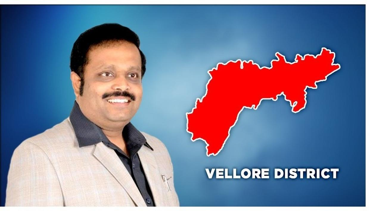 DMK'S KATHIR ANAND WINS VELLORE LOK SABHA BYPOLLS BY A MARGIN OF 8,000 VOTES