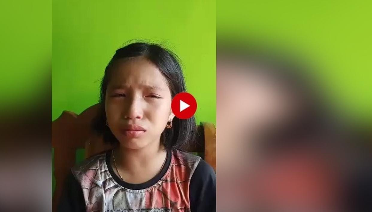 VIDEO OF 9-YR-OLD MANIPURI GIRL CRYING OVER FELLING OF TREES GOES VIRAL, GETS APPOINTED AS AMBASSADOR FOR 'GREEN MANIPUR MISSION'