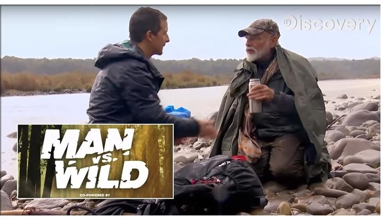 MAN VS WILD: BEAR GRYLLS REVEALS SIMILARITY BETWEEN NARENDRA MODI & BARACK OBAMA, REVEALS SPECIAL CHAI MOMENT WITH PM