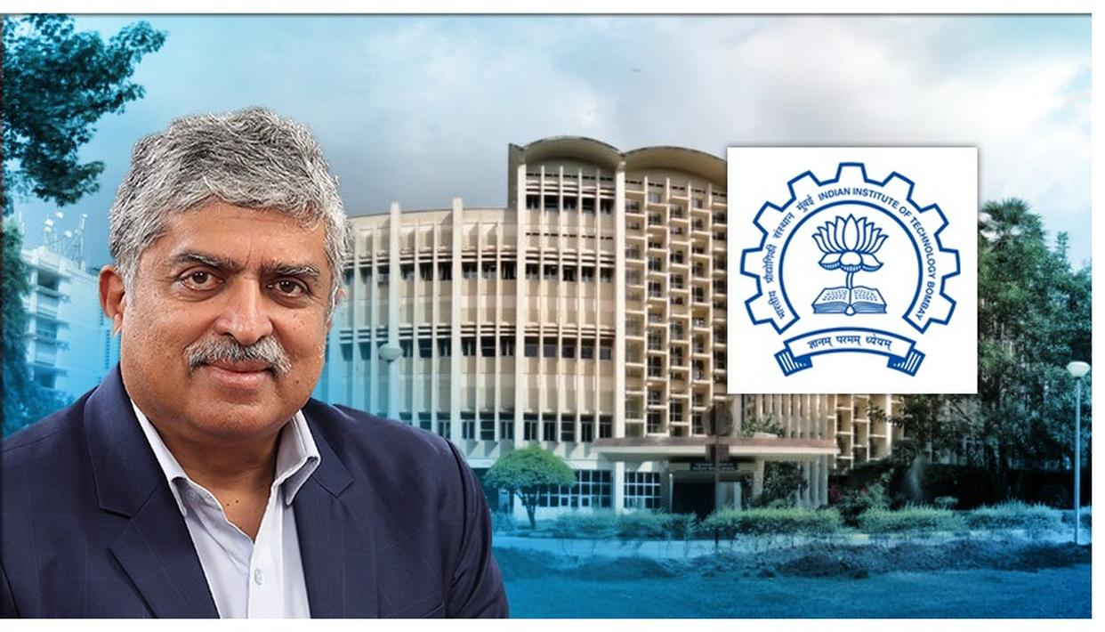 IIT BOMBAY BESTOWS DOCTOR OF SCIENCE (HONORIS CAUSA) DEGREE ON INFOSYS CO-FOUNDER NANDAN NILEKANI