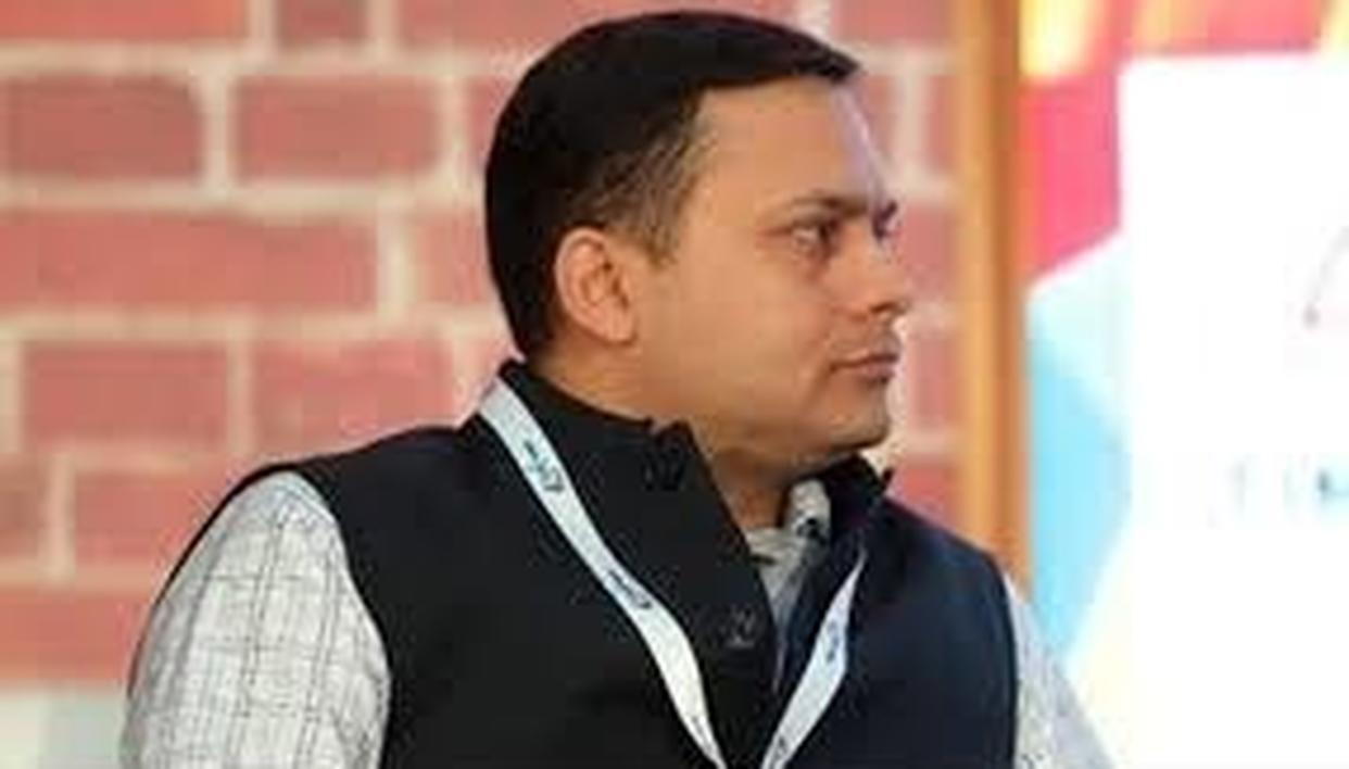 """"""" TO THINK THAT THE CONGRESS PARTY WOULD DO ANYTHING DIFFERENT WAS JUST NAIVE"""" SAYS BJP'S AMIT MALVIYA ON SONIA GANDHI'S APPOINTMENT AS CONGRESS INTERIM PRESIDENT"""