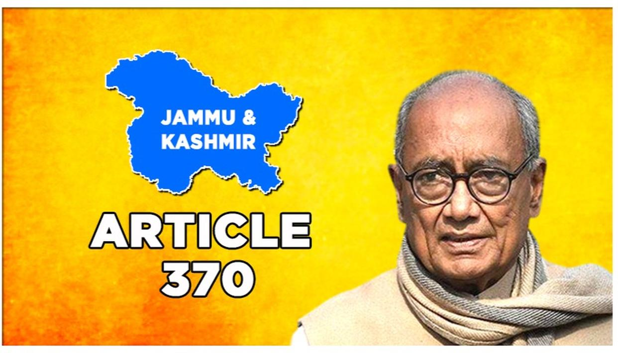 AS KASHMIR CELEBRATES EID, CONGRESS CONTINUES TO PEDDLE LIES TO FEARMONGER OVER ARTICLE 370'S REVOCATION