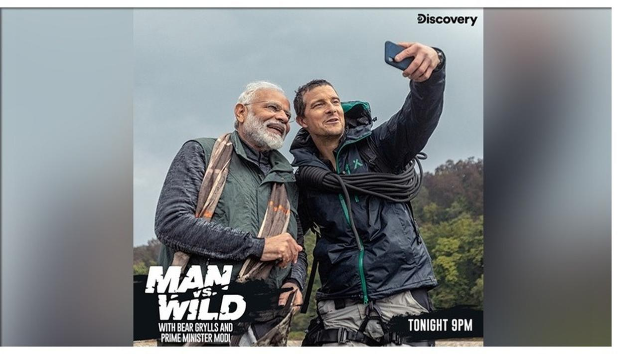PM MODI ON 'MAN VS WILD': BEAR GRYLLS ISSUES SPECIAL MESSAGE BEFORE EPISODE'S PREMIERE, READ HERE