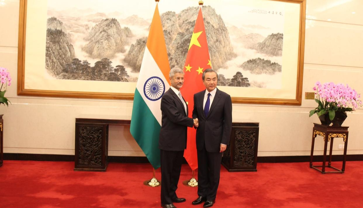 ANY BILATERAL DIFFERENCES SHOULD NOT BECOME DISPUTES: EAM SJAISHANKAR TO CHINA