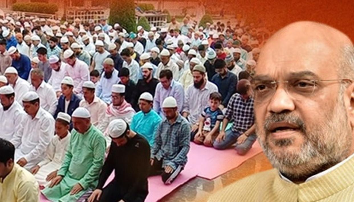 HOME MINISTRY ISSUES DETAILED STATEMENT ON EID CELEBRATION IN J&K, SAYS 'PEOPLE OFFERED PRAYERS IN LARGE NUMBERS'