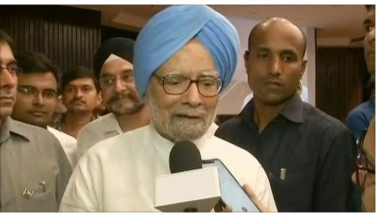 FORMER PM MANMOHAN SINGH REACTS TO ARTICLE 370 ABROGATION, SAYS 'J&K'S VOICE NOT HEARD'