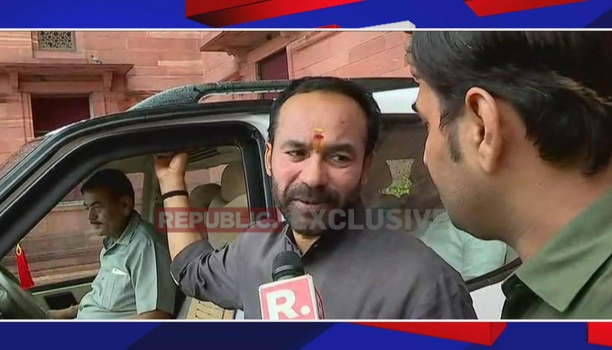 NOT A SINGLE BULLET FIRED IN J&K AFTER ARTICLE 370'S SCRAPPING, SAYS MHA; MOS KISHAN REDDY WARNS AGAINST FAKE NEWS