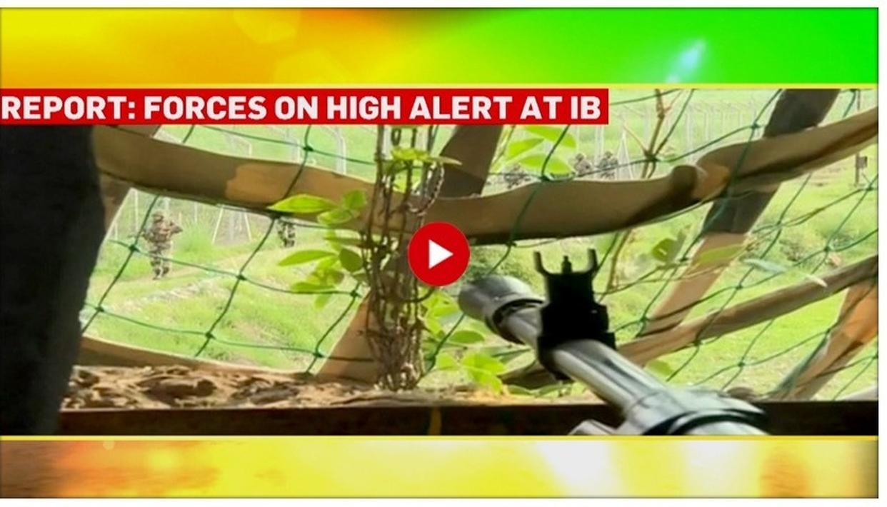 WATCH: REPUBLIC'S GROUND REPORT FROM THE IB, AS THE VIGILANT INDIAN ARMED FORCES KEEP US SAFE