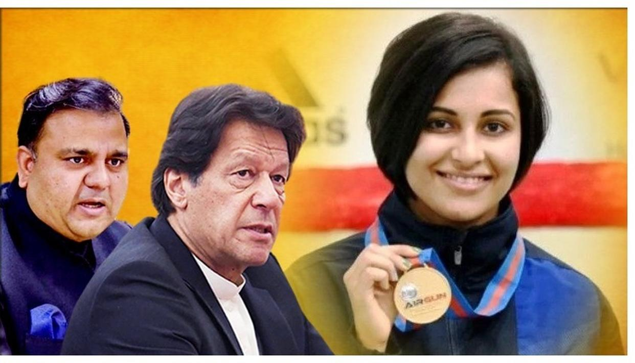 OLYMPIAN HEENA SIDHU SCORCHES PAKISTAN NETA FOR COMMUNAL TWEET ON ARMY, TELLS HIM TO GO TAKE A HISTORY LESSON