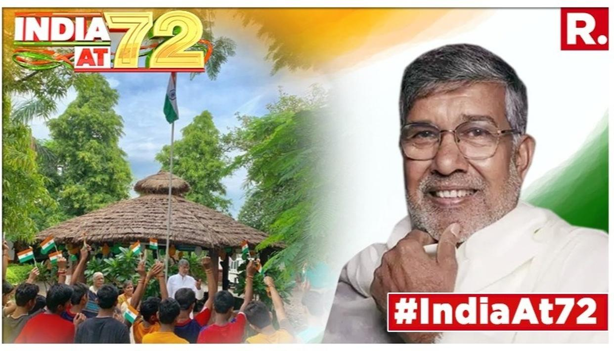 INDEPENDENCE DAY 2019: KAILASH SATYARTHI ASKS CHILDREN FREED FROM SLAVERY 'WHAT IS FREEDOM', THEIR RESPONSES WILL MAKE YOU VALUE YOURS