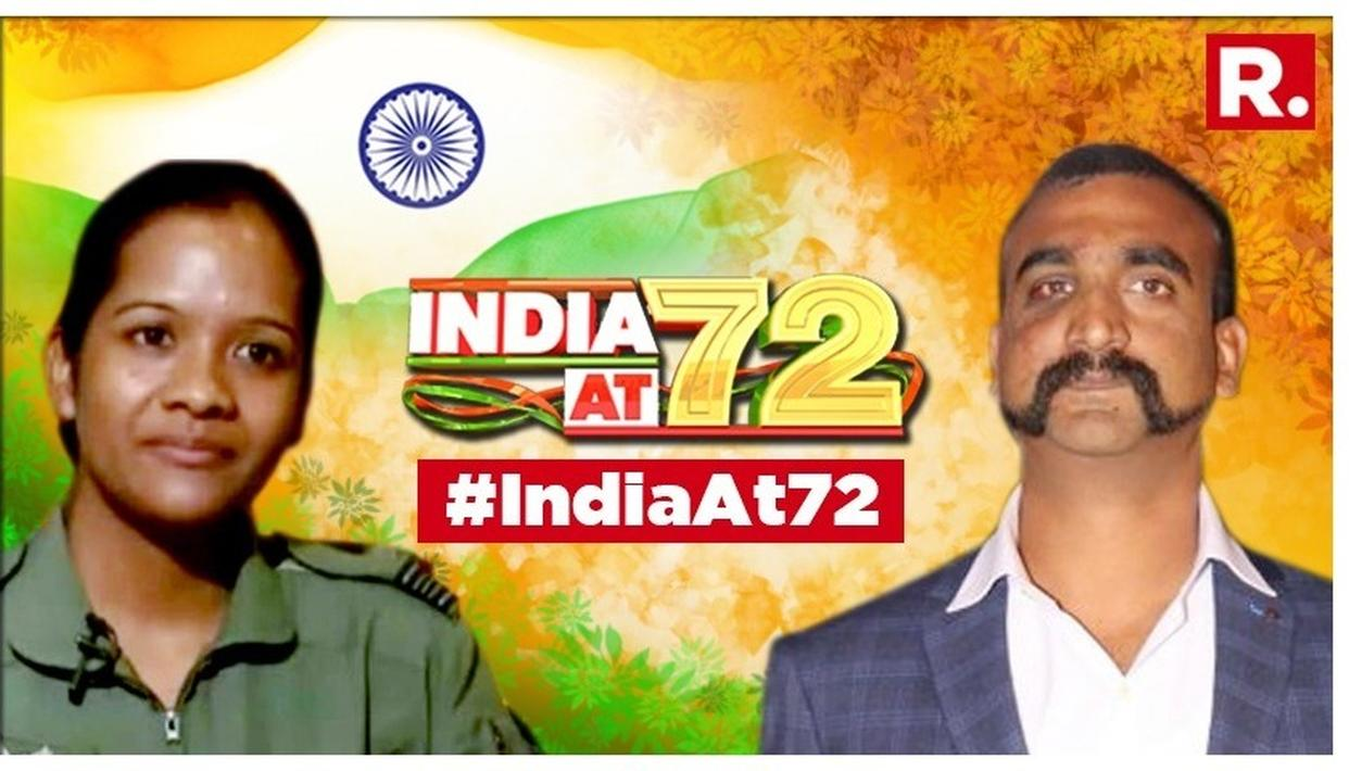INDEPENDENCE DAY: IAF SQUADRON LEADER MINTY AGARWAL WHO GUIDED WING COMMANDER ABHINANDAN RECALLS MISSION. DETAILS HERE