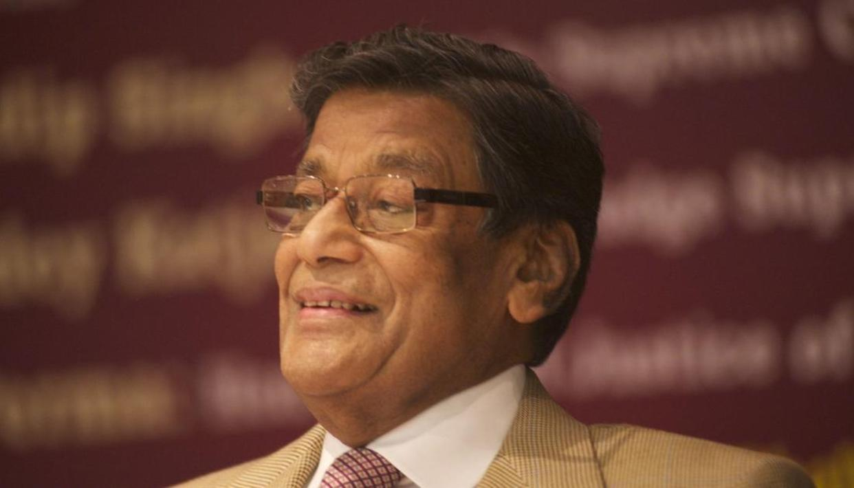 THERE SHOULD BE COURT OF APPEAL IN EACH OF 4 REGIONS OF THE COUNTRY: ATTORNEY GEN K K VENUGOPAL