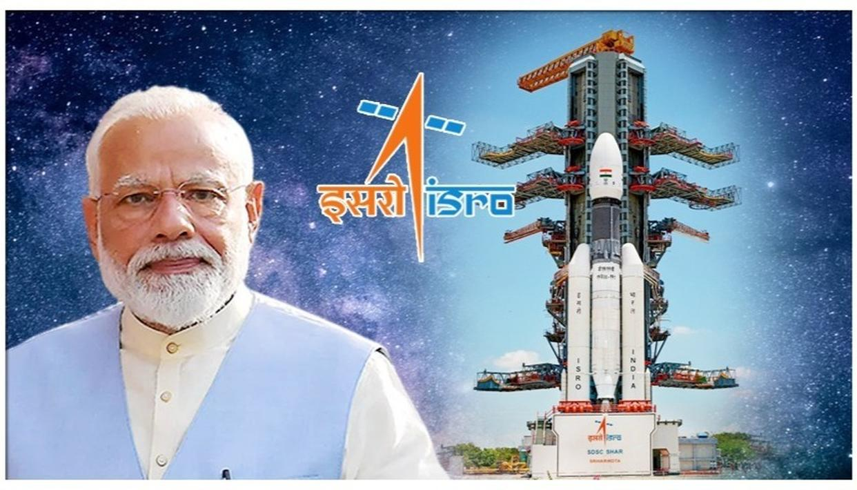 HERE'S HOW YOU CAN WATCH ISRO'S CHANDRAYAAN-2 MOON-LANDING WITH PM MODI