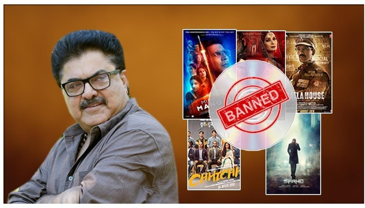 ASHOKE PANDIT SMACKS 'DESPERATE' PAKISTAN'S 'LAUGHABLE' CRACKDOWN ON INDIAN FILM CDS