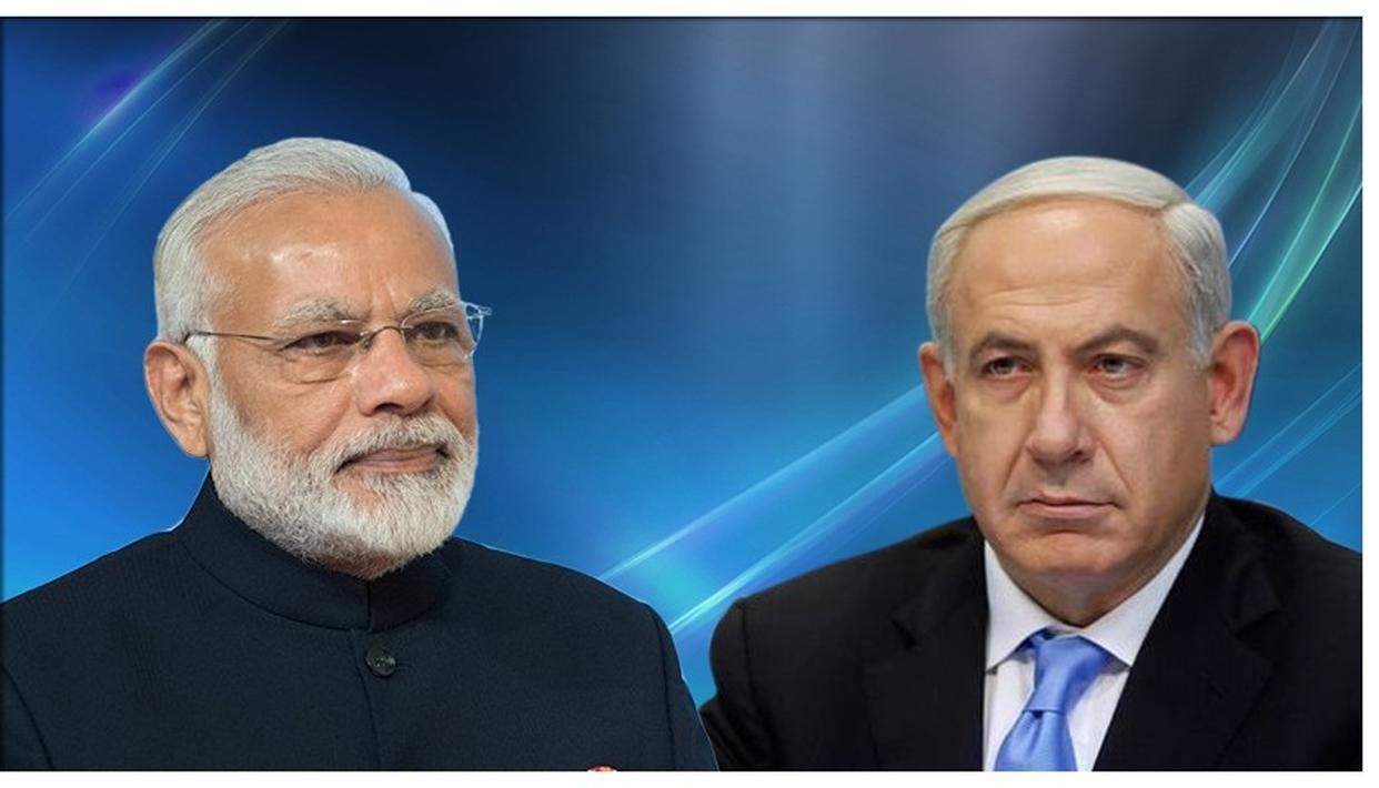 PM MODI RESPONDS TO ISRAEL PM BENJAMIN NETANYAHU'S INDEPENDENCE DAY WISH, FRIENDSHIP CONTINUES