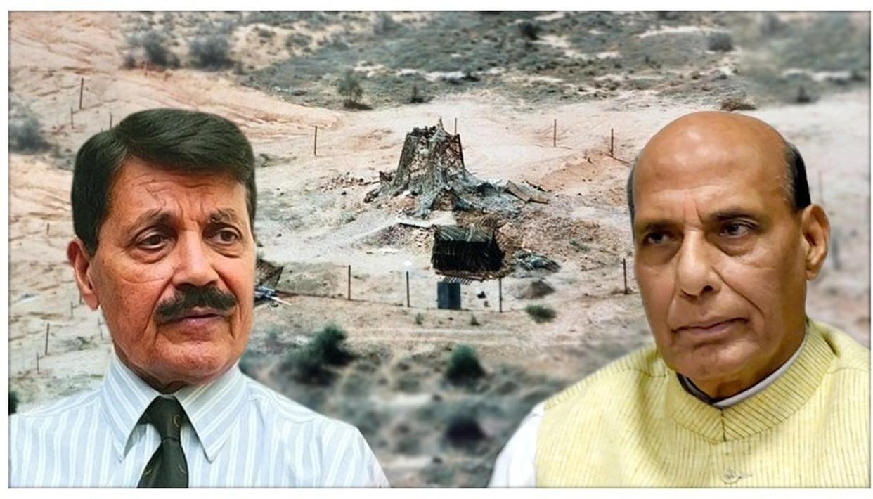 HERE'S WHY LT GEN RAJ KADYAN (RETD) THINKS RAJNATH SINGH'S STATEMENT ON NUCLEAR POLICY WAS THE NEED-OF-HOUR