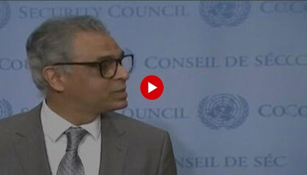 JUST WATCH THIS: SYED AKBARUDDIN SCORCHES PAKISTAN AFTER UNSC 'CLOSED-DOORS' MEET, TAKES ON ALL COMERS AND STEALS THE SHOW