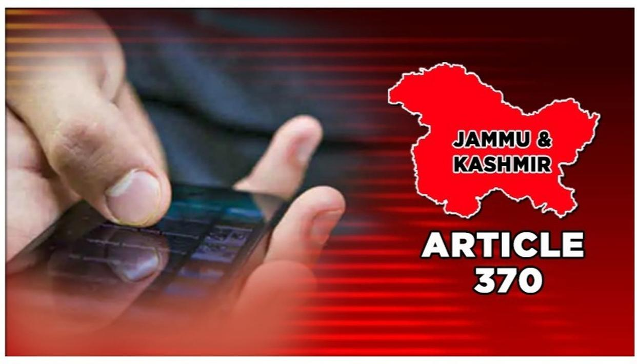 J&K: 2G MOBILE INTERNET SERVICES RESTORED IN KATHUA, UDHAMPUR AND SOME OTHER PARTS OF REGION