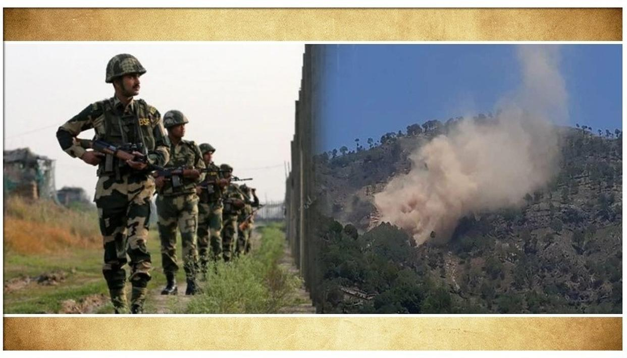 INDIAN ARMY DESTROYS PAKISTAN POST IN NOWSHERA IN RESPONSE TO PERSISTENT CEASEFIRE VIOLATIONS
