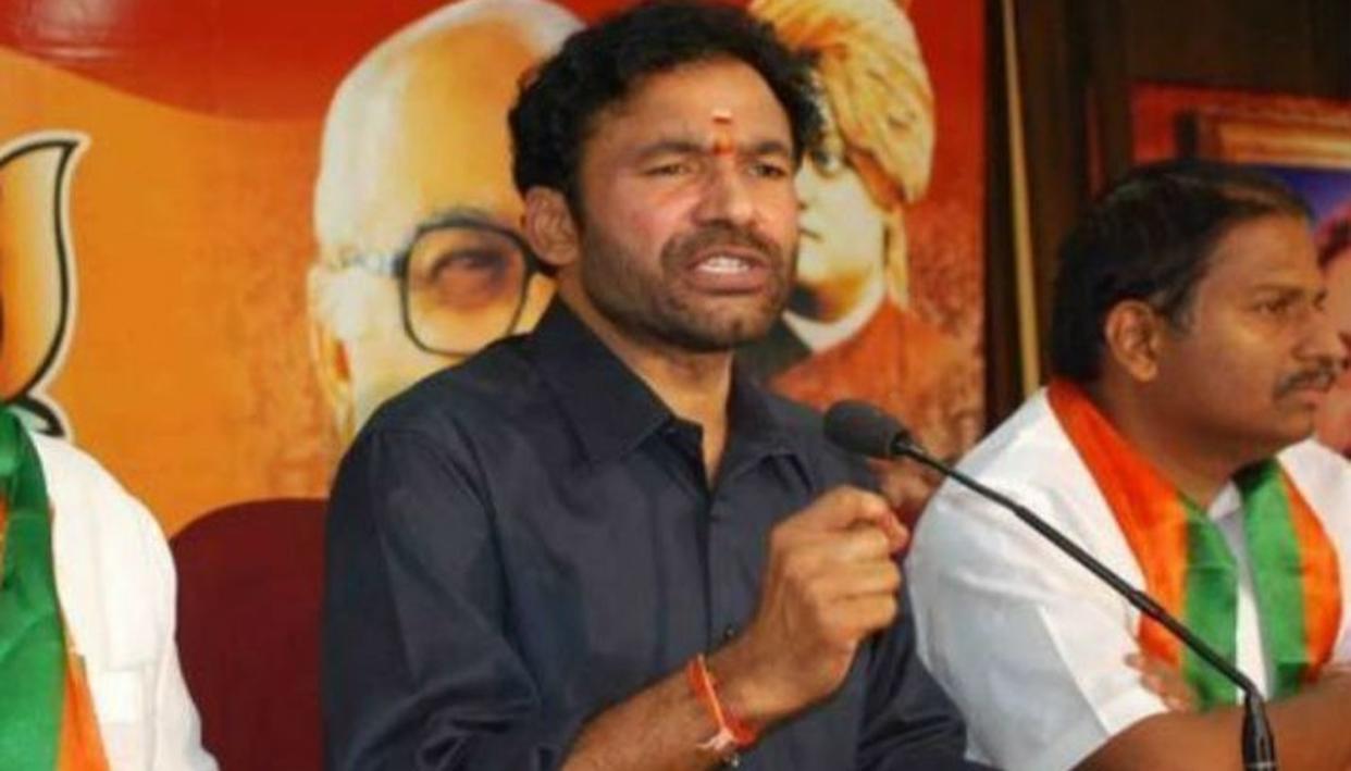 जम्मू कश्मीर के प्रतिबंध धीरे-धीरे हटाये जा रहे हैं : केंद्रीय मंत्री जी किशन रेड्डी