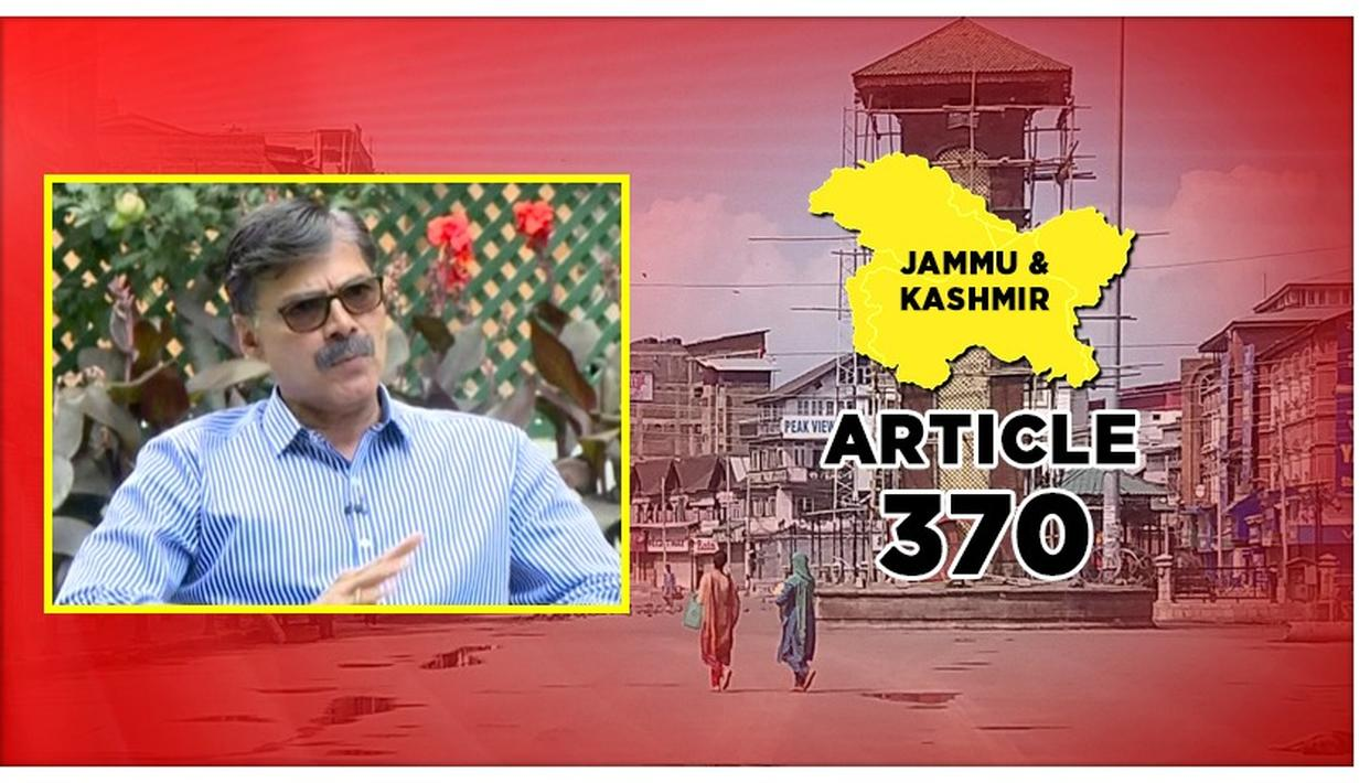 EXCLUSIVE: J&K GOVERNOR'S ADVISOR K VIJAY KUMAR SAYS 'EVERY STEP IS TO ENSURE THE SECURITY OF COMMON MAN IN KASHMIR' OVER SECURITY MEASURES TAKEN