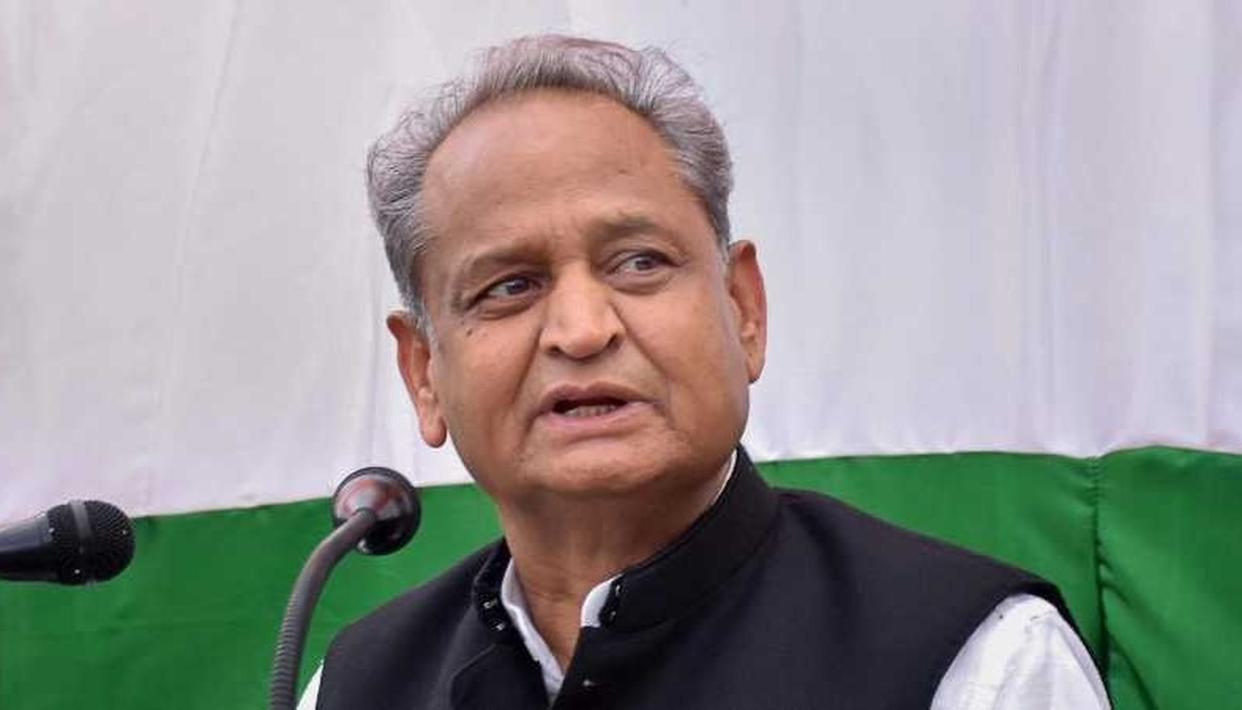 ADG-LED CELL TO MONITOR HEINOUS CRIMES IN RAJASTHAN: GEHLOT