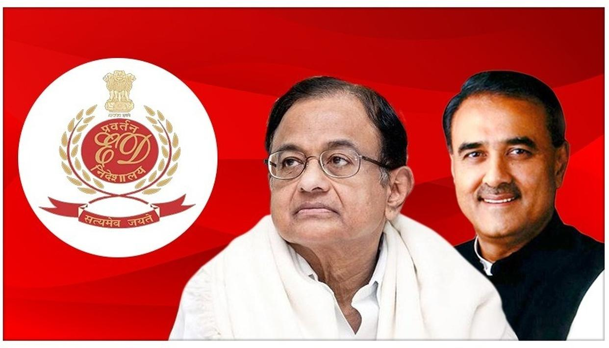 ED SUMMONS P CHIDAMBARAM IN CONNECTION WITH AVIATION SCAM CASE, APPEARANCE SCHEDULED ON AUGUST 23