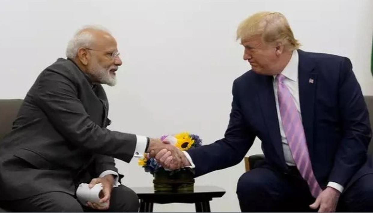 PM MODI-DONALD TRUMP 30-MINUTE CALL: PAKISTAN, KASHMIR, TERROR-MONGERING DISCUSSED