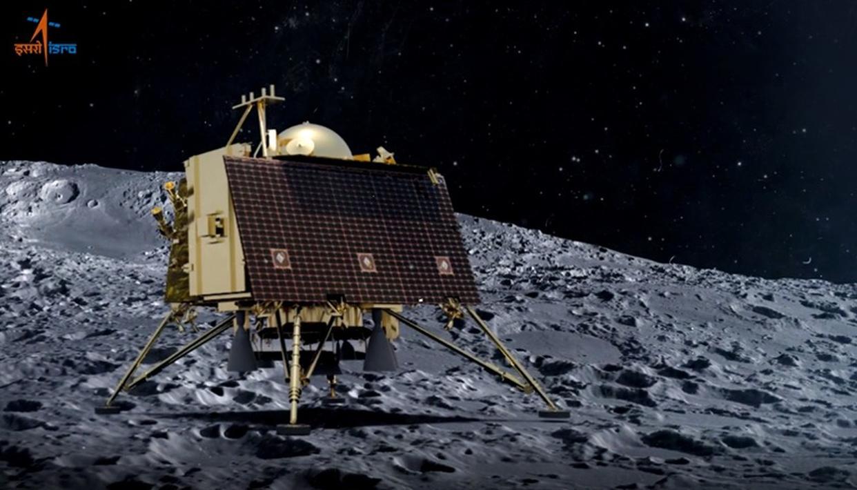 चांद पर विक्रम लैंडर से संपर्क साधने के लिए इसरो को मिला नासा का साथ, उम्मीदें बढ़ी