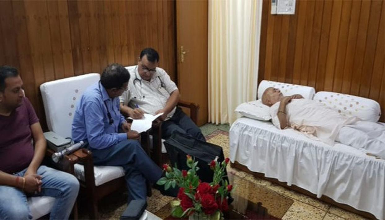 चिन्मयानंद मेडिकल कालेज में भर्ती, मामले की कडियां जोड रही है एसआईटी