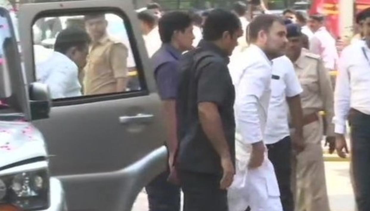 मोदी उपनाम पर मानहानि केस में सूरत की अदालत में पेश हुए राहुल गांधी, अब 10 दिसंबर को अगली सुनवाई