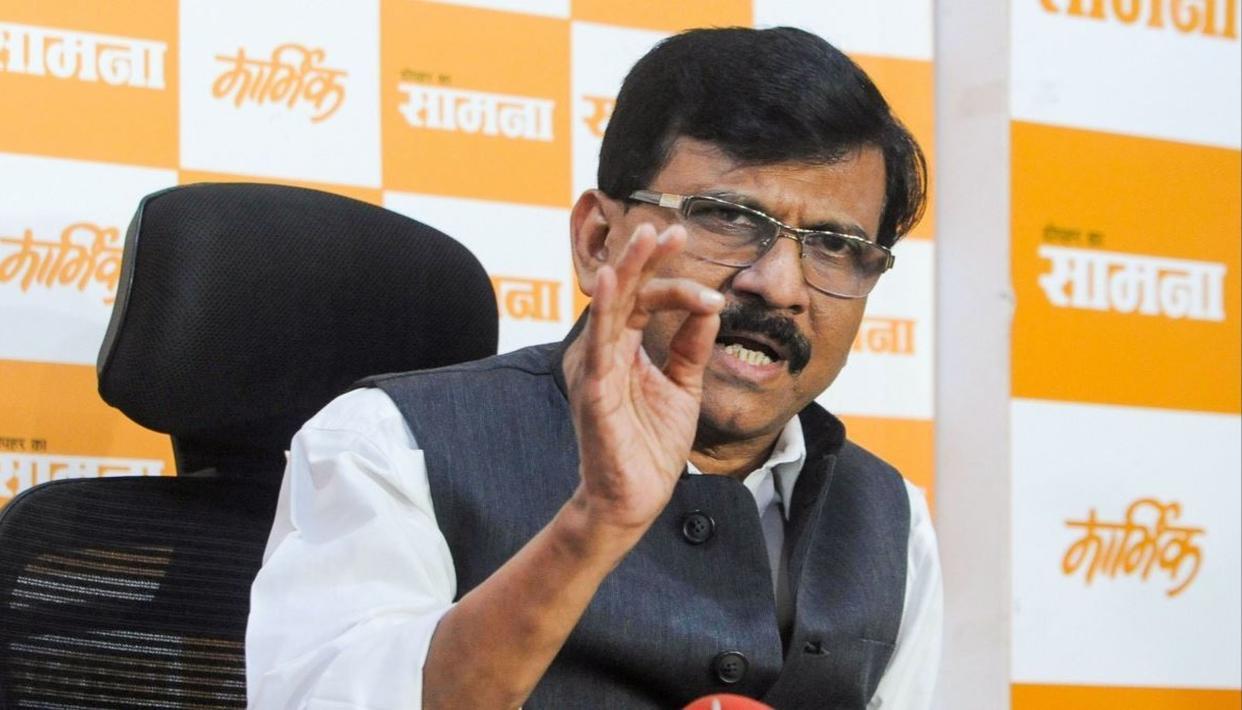 शिवसेना-NCP-कांग्रेस गठबंधन के पास 165 विधायकों का समर्थन है: संजय राउत
