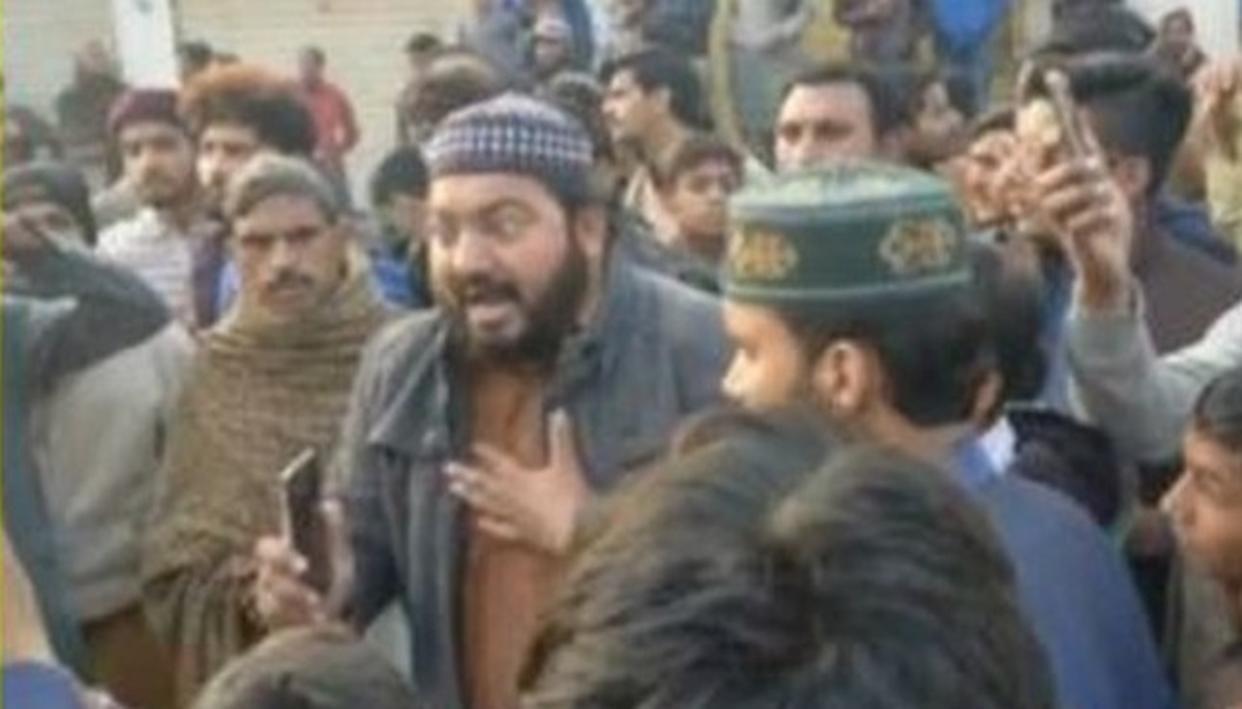 भारत ने पाकिस्तान में गुरद्वारा ननकाना साहिब में तोड़फोड़ की कड़ी निंदा की