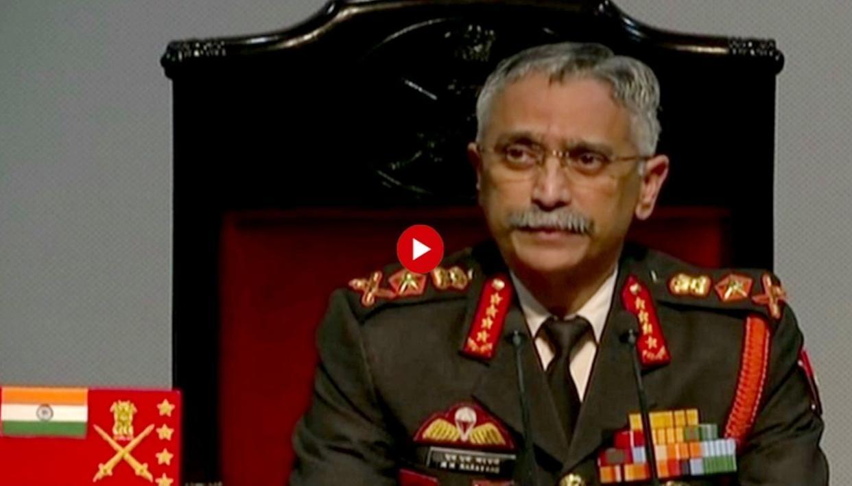 """""""अगर संसद चाहे, तो PoK भी हमारा होगा"""": सेनाप्रमुख नरवणे का पाकिस्तान की नींद उड़ा देने वाला बयान"""