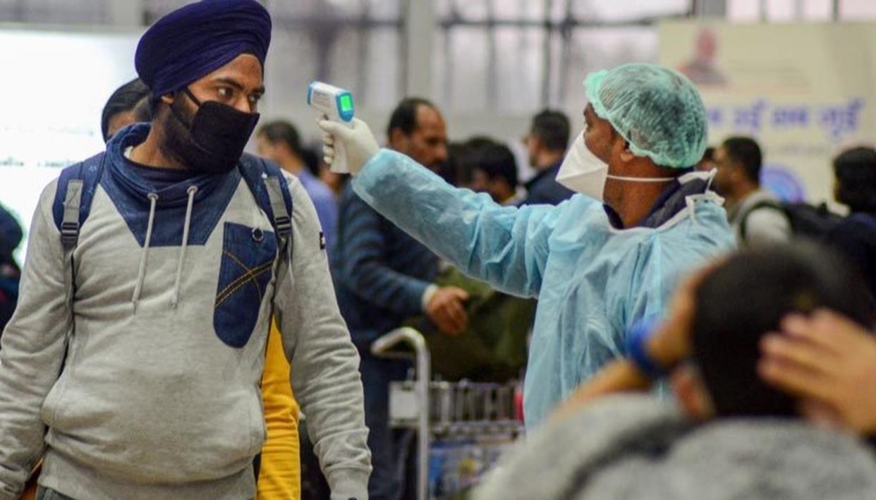 जम्मू-कश्मीर में कोविड-19 के मरीज की मौत, मृतकों की संख्या दो हुई