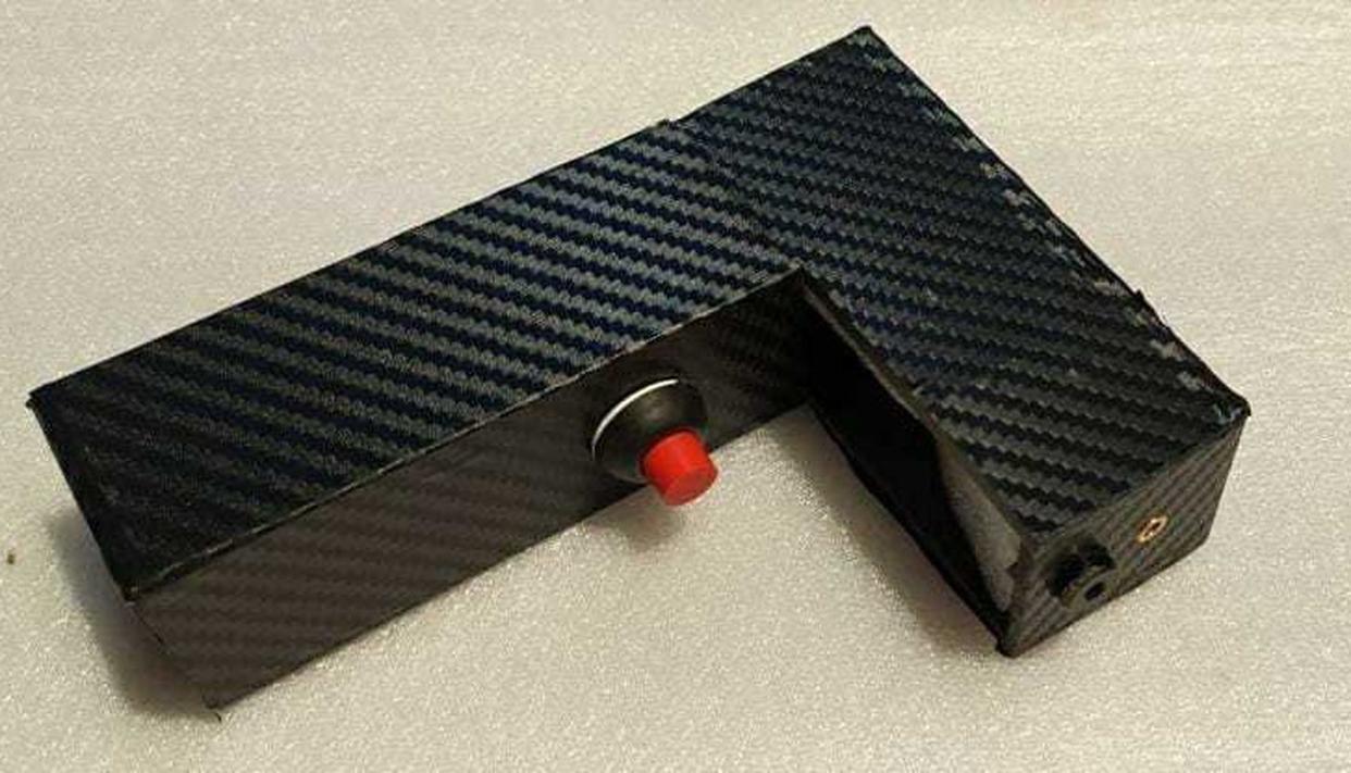 वेस्टर्न नेवल कमांड डॉकयार्ड मुंबई ने डिजाइन की टेम्परेचर सेंसर गन