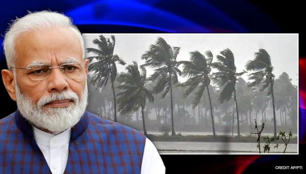 चक्रवाती तूफान 'अम्फान' को लेकर PM मोदी ने बुलाई बैठक, मौसम विभाग ने जारी की भारी बारिश की चेतावनी