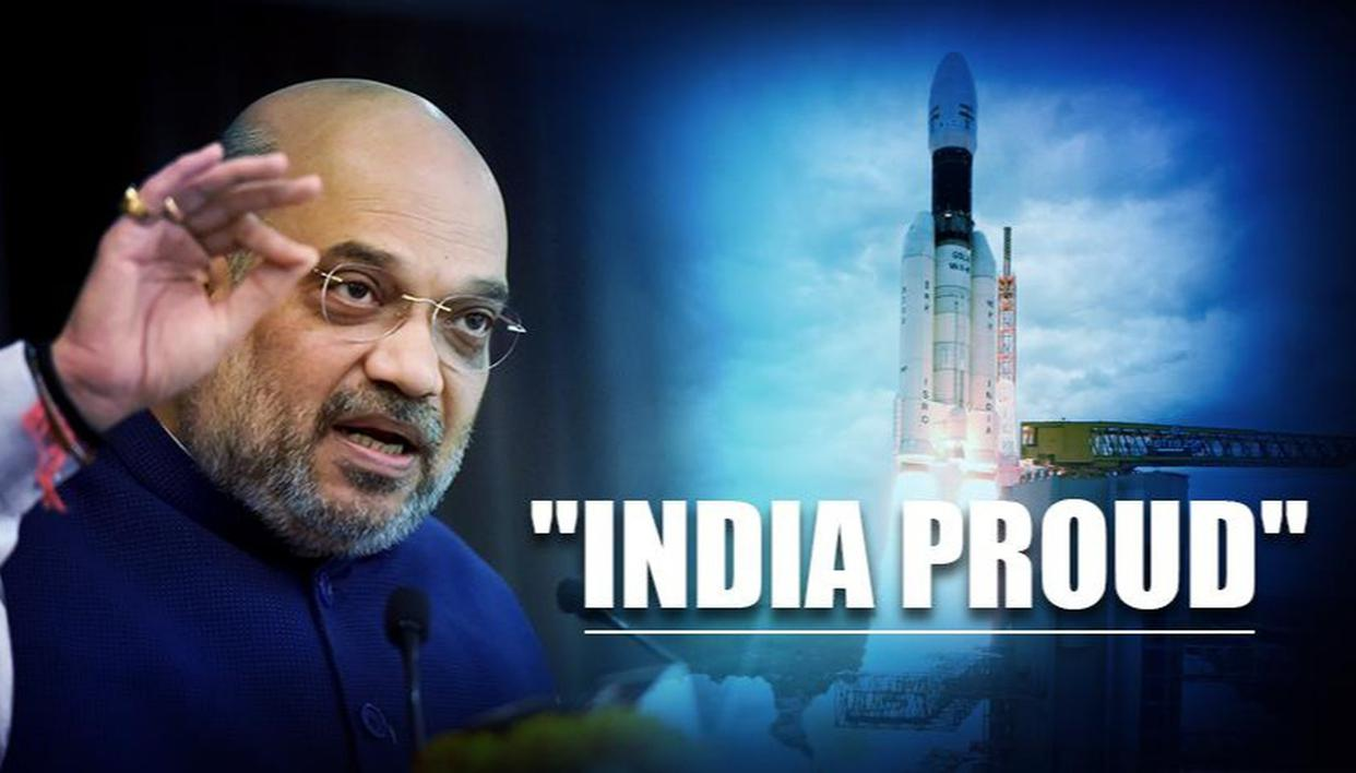 BJP LEADERS REACTS TO CHANDRAYAAN-2