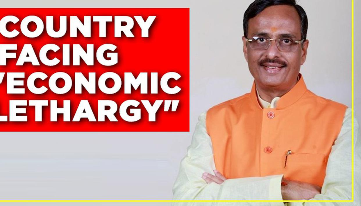 UP DY CM DINESH SHARMA ON ECONOMY