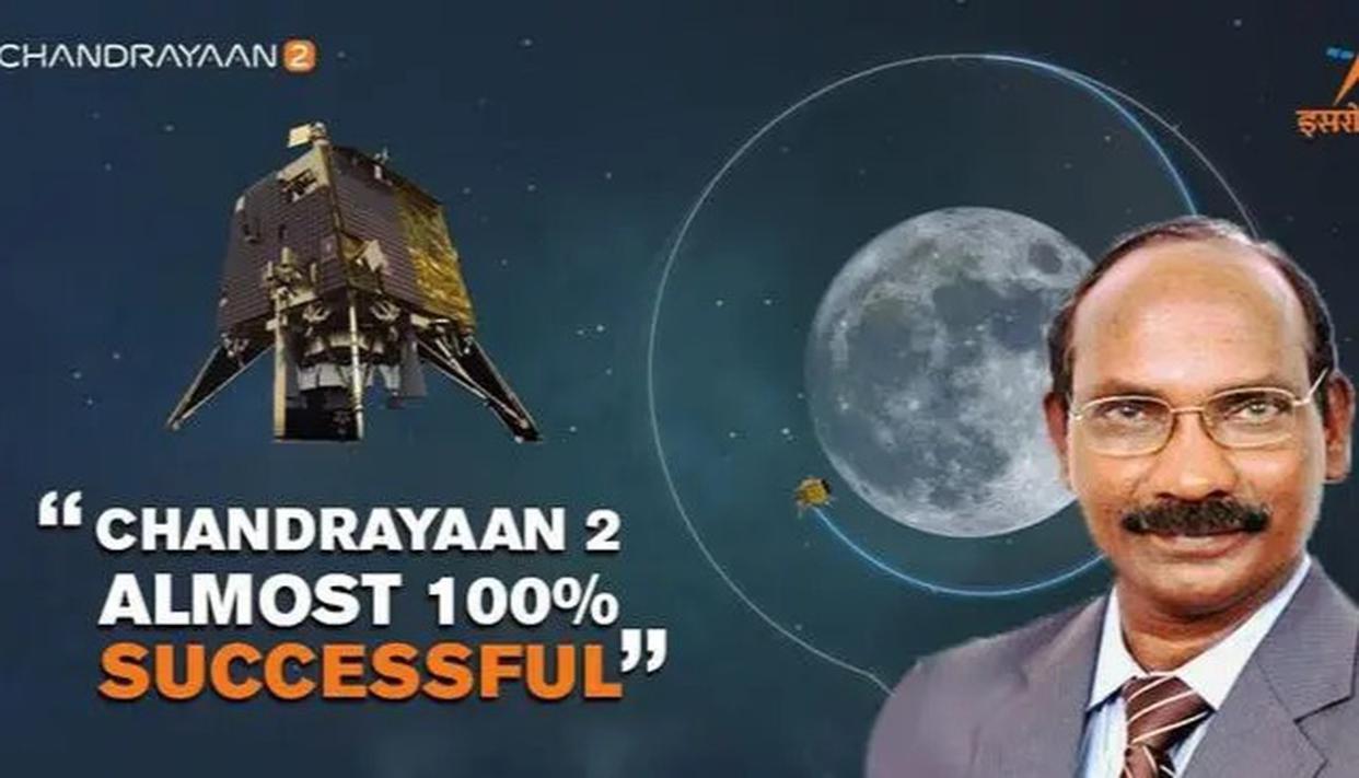 DR. K SIVAN ON CHANDRAYAAN 2
