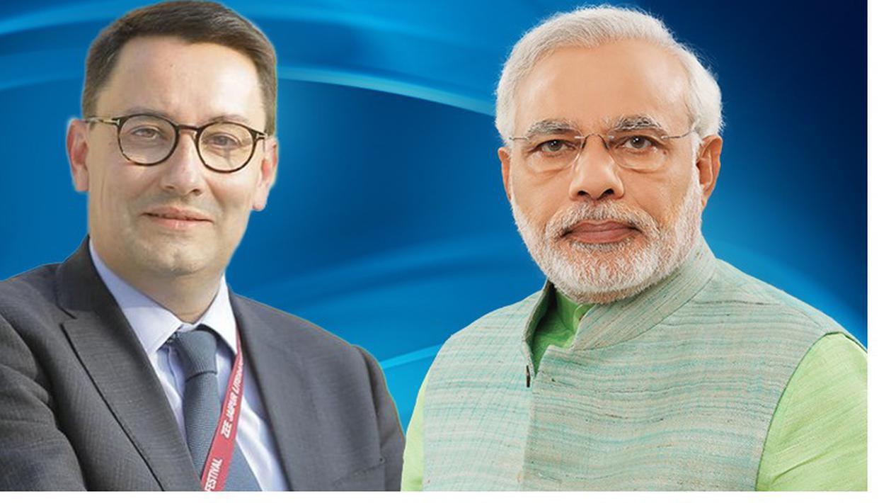PM MODI TO VISIT FRANCE