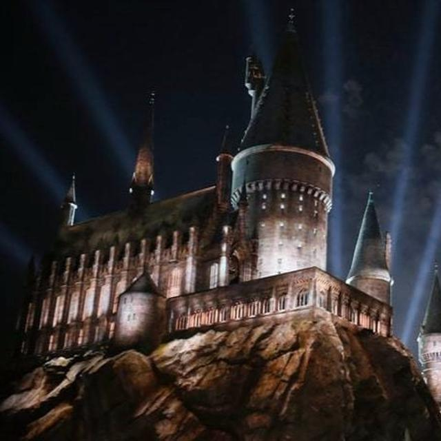 EXPERIENCE THE HOGWARTS EXPERIENCE!