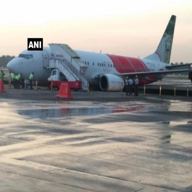 Kochi-Bound Air India Flight Veers Off Taxiway; Passengers Safe