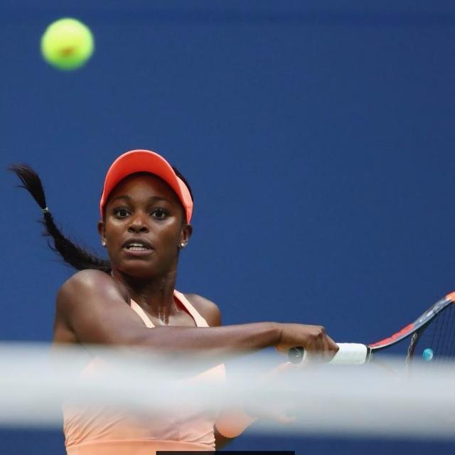 SLOANE STEPHENS CLINCHES 1ST GRAND SLAM TITLE!