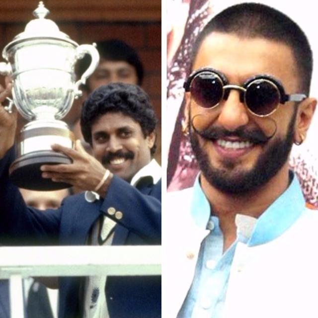 Ranveer Singh to play Kapil Dev in Kabir Khan's next film!